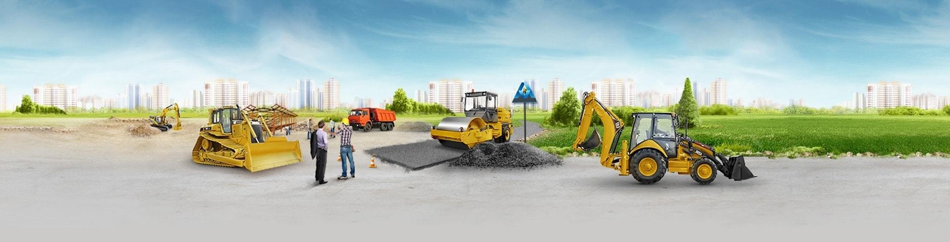 Дорожные ремонтно-строительные работы